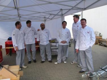 Workshop Feldküchen Und Gulaschkanonen