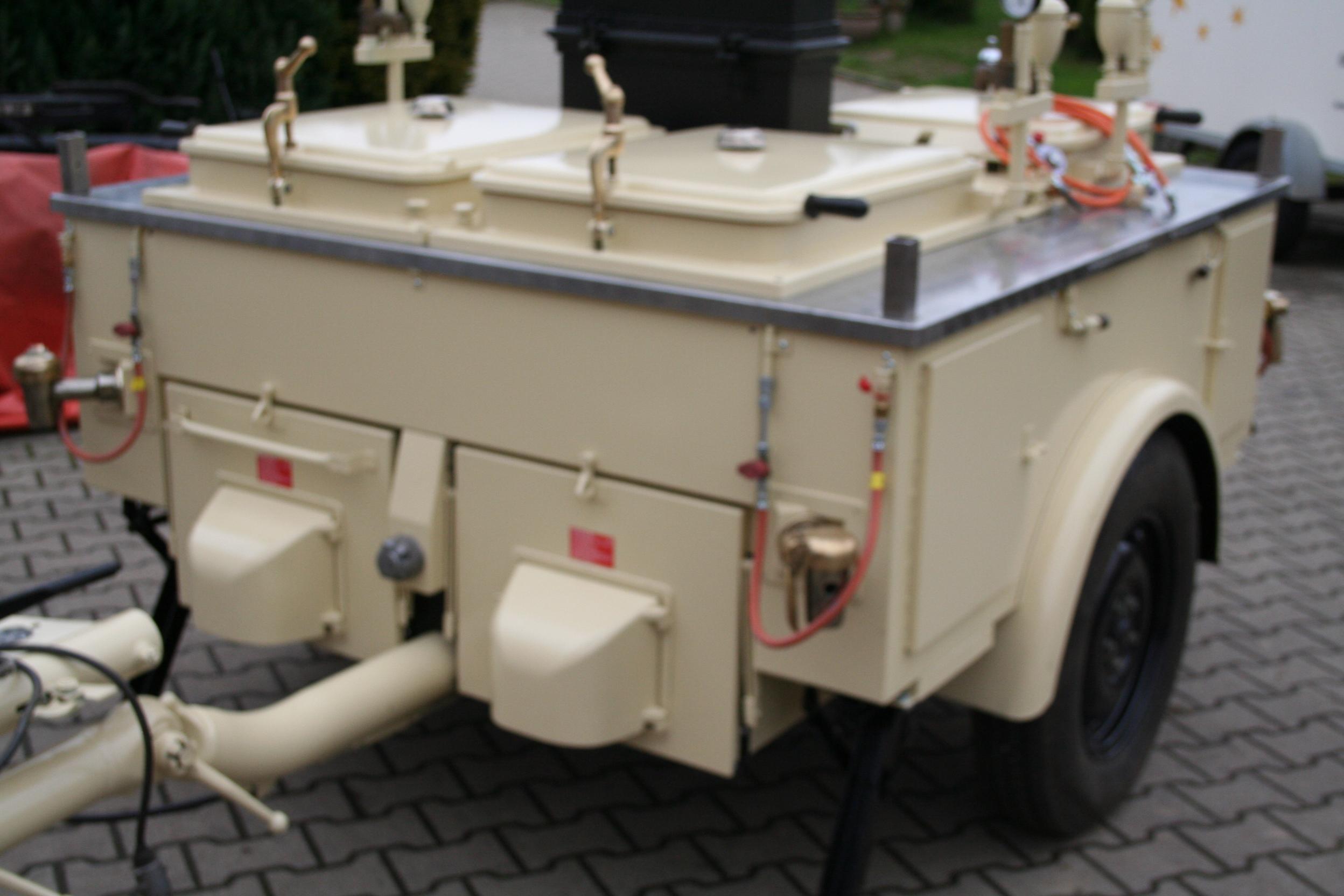 an- und verkauf von feldküchen und gulaschkanonen