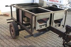 Reparatur Feldküche