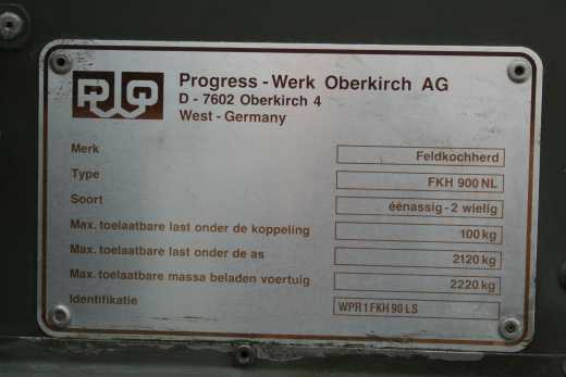 Feldkochherd Progress 900 NL (5)