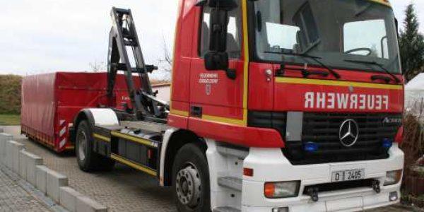 Kunde Feuerwehr – Feldküchencenter