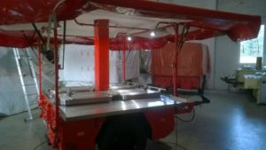 Kärcher TFK 250 - Küchen für Profis im Feldküchencenter
